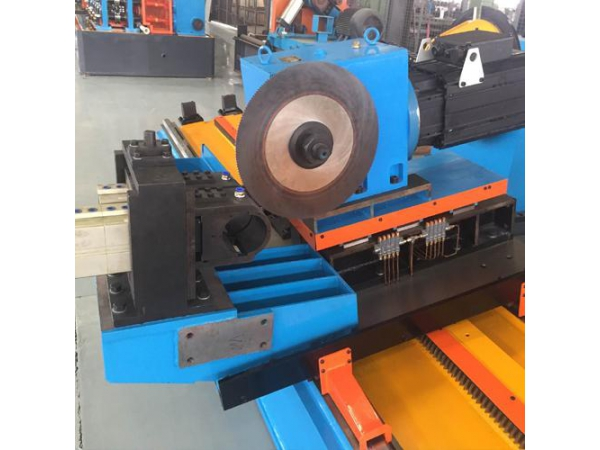 Flying Cold Saw