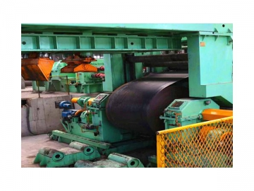 LW2000 ERW Tube Mill, 500x500mm