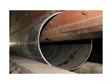 JCOE Pipe Production Line