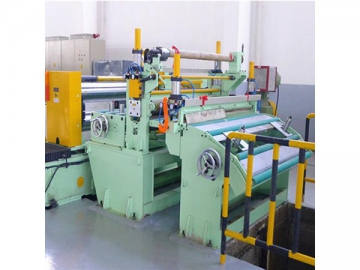 (0.4-2.0)mm, (0.5-3.0)mm, (0.6-4.0)mm Slitting Line