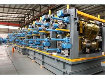 LW1600 ERW Tube Mill, 400x400mm