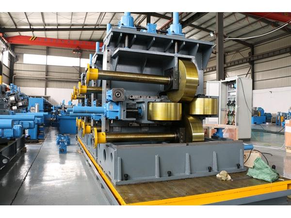 ERW Tube Mill, 120x120mm