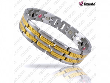 Stainless Steel Bangle, Healthy Jewelry