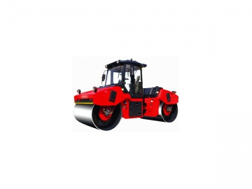 Hydraulic Double Drum Static Road Roller