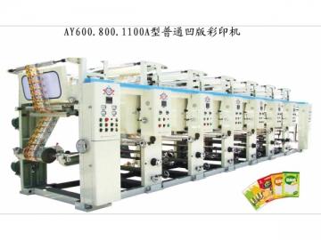 Paper Gravure Printing Machine