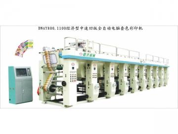 CPP Film Printing Machine
