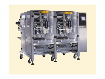 Automatic High Speed Double Usage Tube Filling and Sealing Machine