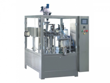 Powder Measuring and Packing Production Line