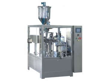 Liquid, Thick-liquid Measuring and Packing Production Line