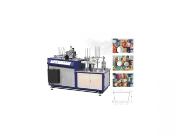 Corrugated Out-Sleeve Forming Machine