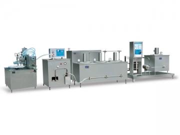 Assorted Ice Cream Processing Line