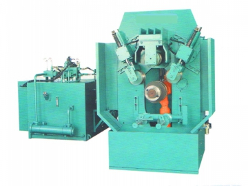Wheel Roll Forming Machine