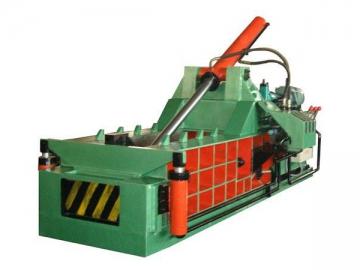 Forward Push Type Scrap Metal Baler