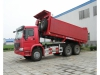 3247B HOWO 6X4 Dump Truck