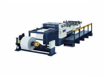 Precision High Speed Paper Sheet Cutting Machine