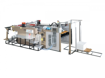 Fully Automatic Non-Stop Cylinder Screen Printing Machine