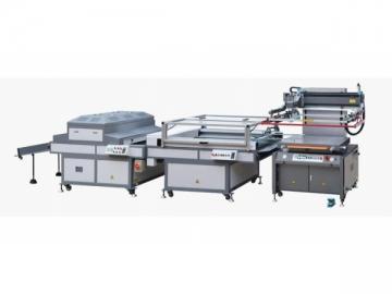 3/4 Automatic Screen Printing Press