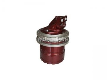 High Speed Planetary Gearbox for Track and Winch Drive