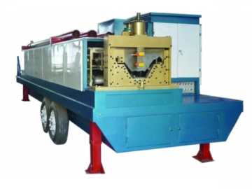 CS-914-610 Qspan Arch Sheet Forming Machine