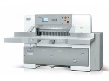 QZTK-92CT变频程控切纸机