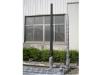 Fluted Steel Light Pole