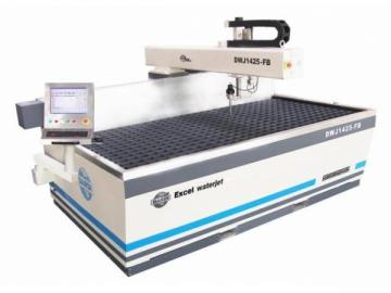 CNC Waterjet Cutting Table, DWJ30 Gantry Type