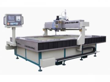 CNC Waterjet Cutting Table, DWJ15 Gantry Type