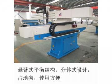 CNC Waterjet Cutting Table ( Flying Arm DWJ15/20 )