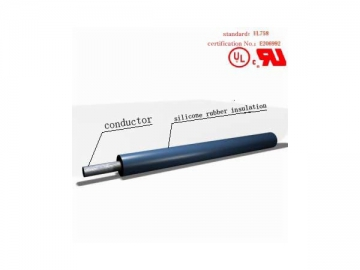 AWM3134 Silicone Rubber Heat Resistant Wire