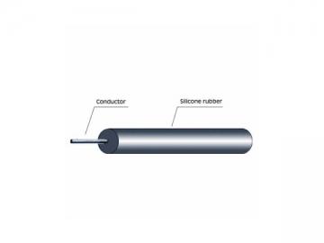 JGG-10KV Silicone Rubber Insulation High Voltage Lead Wire
