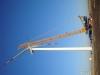 Wind Turbine Installation Boom Crane