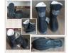 Women PVC Cotton Shoe Mold