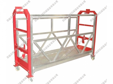 Aluminum Alloy Suspended Access Platform, Cradles