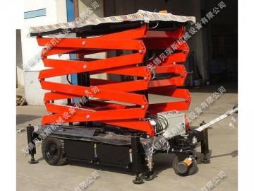 Self-Propelled Hydraulic Work Platform