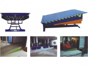 Fixed Hydraulic Dock Leveler
