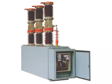 ZW18A-40.5/T1250-2500/25-31.5 Outdoor Vacuum Circuit Breaker