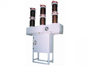 ZW18-40.5/T1250-2500/25-31.5 Outdoor Vacuum Circuit Breaker
