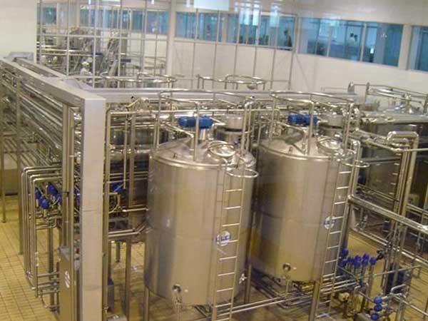 milk production linear programing