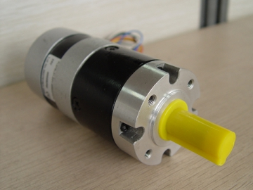 57mm Brushless Motor with 56mm Planetary Gearbox