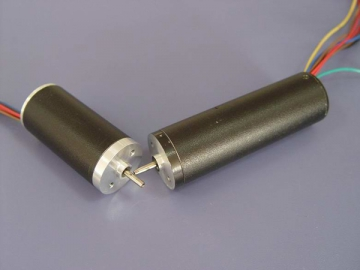 22mm Round Brushless Motor