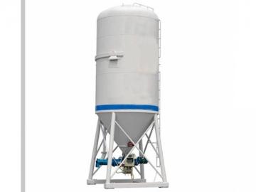 Dry Mixed Mortar Storage Silo