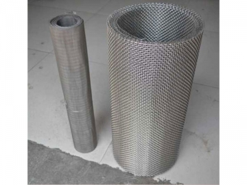 Super Duplex Stainless Steel Wire Mesh