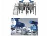Bottom Homogenizing Vacuum Emulsifier Equipment