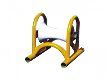 Cable Ground Roller (Steel Pipe Support)