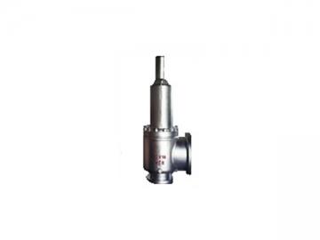 HTDO/HTDB Series Large Orifice Pressure Relief Valves