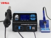 YIHUA-992D/992D  2 in 1 LCD SMD Hot Air Rework Station with Soldering Iron