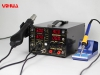 YIHUA-853DA/853D/853D  Soldering Rework Station with Power Supply
