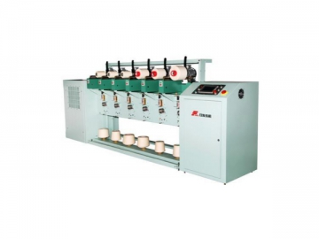 Cone Yarn Precision Winding Machine