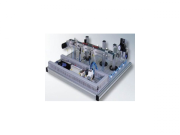 DLMPS-900A Modular Flexible Manufacturing System Trainer