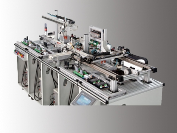 DLDS-500A Modular Flexible Manufacturing System Trainer